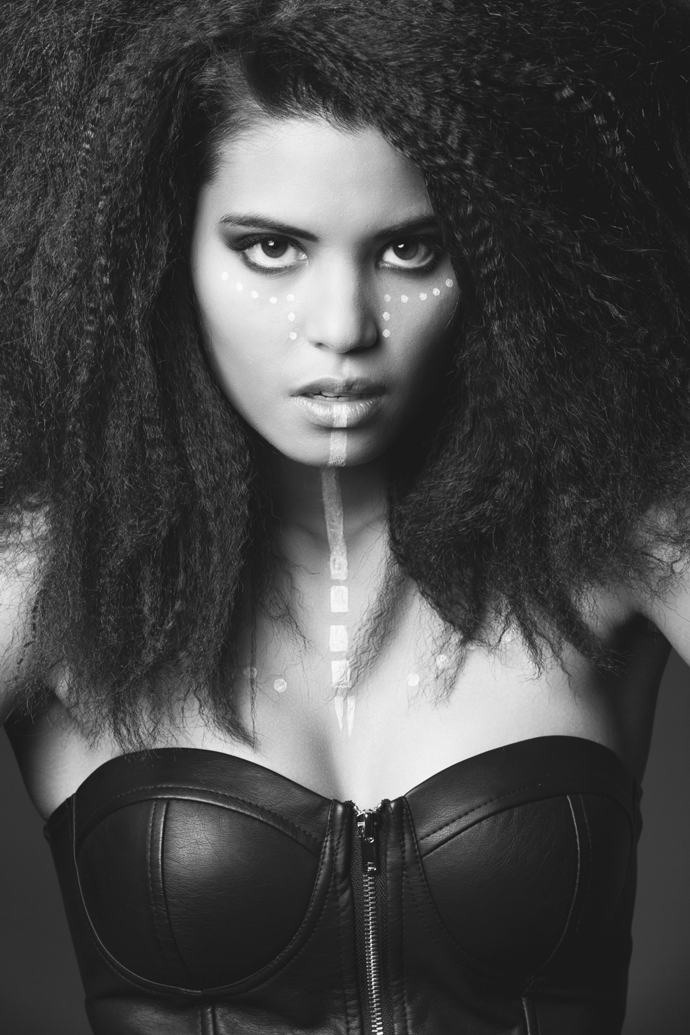 Black and Withe Beauty